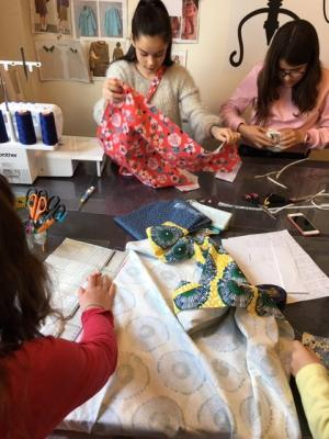 couture enfants ados